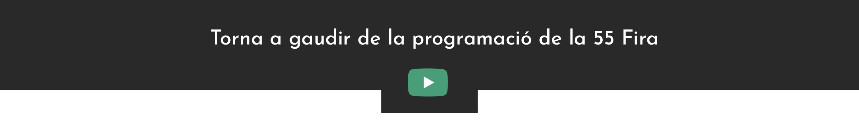 Segueix la programació des del nostre canal de YouTube